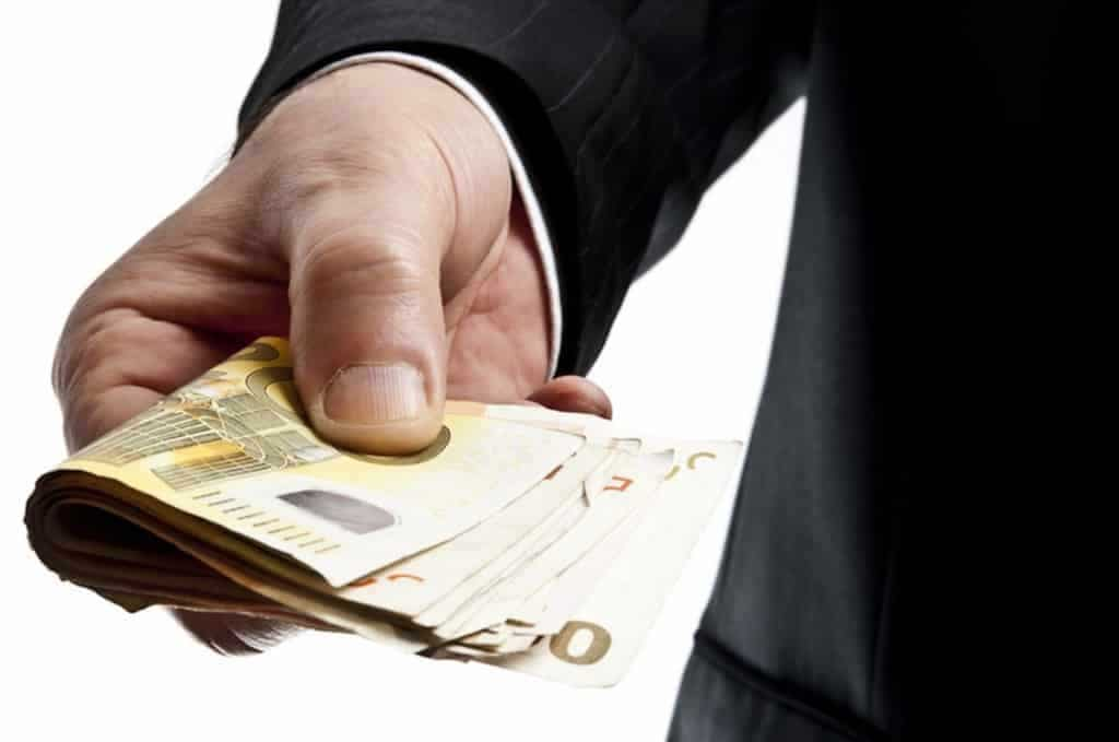 onderhandse lening afsluiten