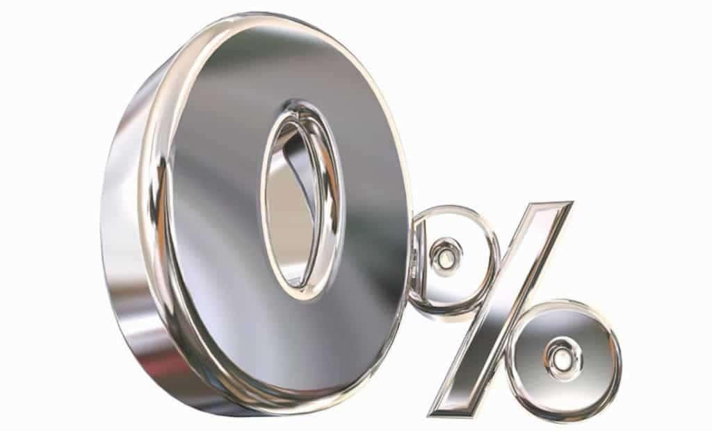 gratis lenen met 0% rente