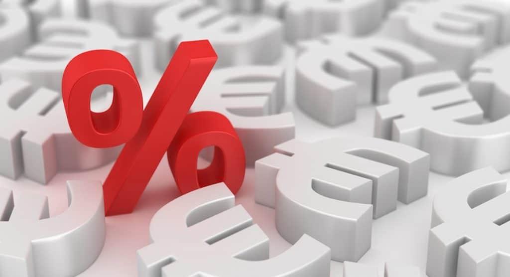 laagste rente van een persoonlijke lening