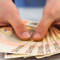 geld lenen snel op rekening